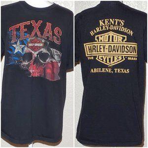 Harley-Davidson Logo Tee-Abilene Texas